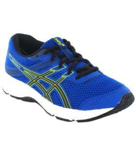 Asics Gel Contend 6 GS Blue Asics Running Shoes Child running Shoes Running Sizes: 33,5, 34,5, 35,5, 36, 37,5, 38