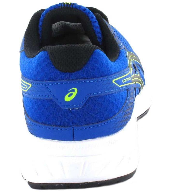Asics Gel Contend 6 GS Bleu - Zapatillas Running Niño