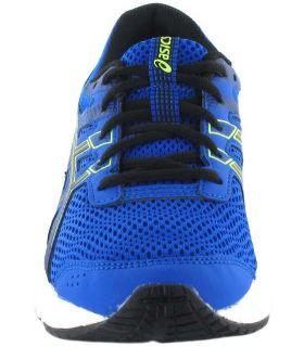 Asics Gel Contend 6 GS Azul Asics Zapatillas Running Niño Zapatillas Running Tallas: 33,5, 34,5, 35,5, 36, 37,5, 38