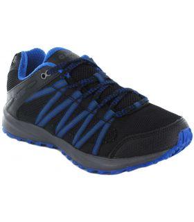 Hi-Tec Trail Sensor Lite Blue Hi-Tec Running Shoes Trail Running Mens Running Shoes Trail Running Size: 40, 41, 42, 43