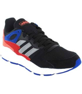 Adidas Crazychaos J Adidas Calzado Casual Junior Lifestyle Tallas: 37 1/3, 38, 38 2/3, 39 1/3, 40; Color: negro