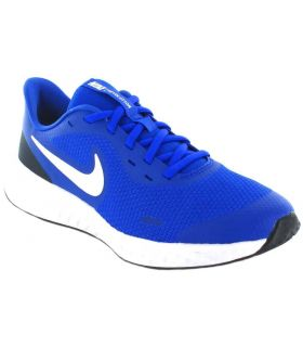 Nike Revolution 5 GS 401 Nike Running Shoes Child running Shoes Running Sizes: 35,5, 36,5, 37,5, 38,5, 39, 40; Color: