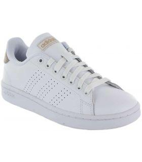 Adidas Advantage W Adidas Calzado Casual Mujer Lifestyle Tallas: 36 2/3, 37 1/3, 38, 38 2/3, 39 1/3, 40, 40 2/3, 41