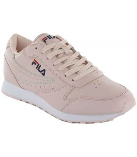 Row Orbit Low Wmn Pink Fila Shoes Women's Casual Lifestyle Sizes: 37, 38, 39, 40, 41; Color: pink