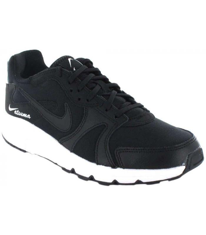 Calzado Casual Man-Nike Atsuma noir Lifestyle