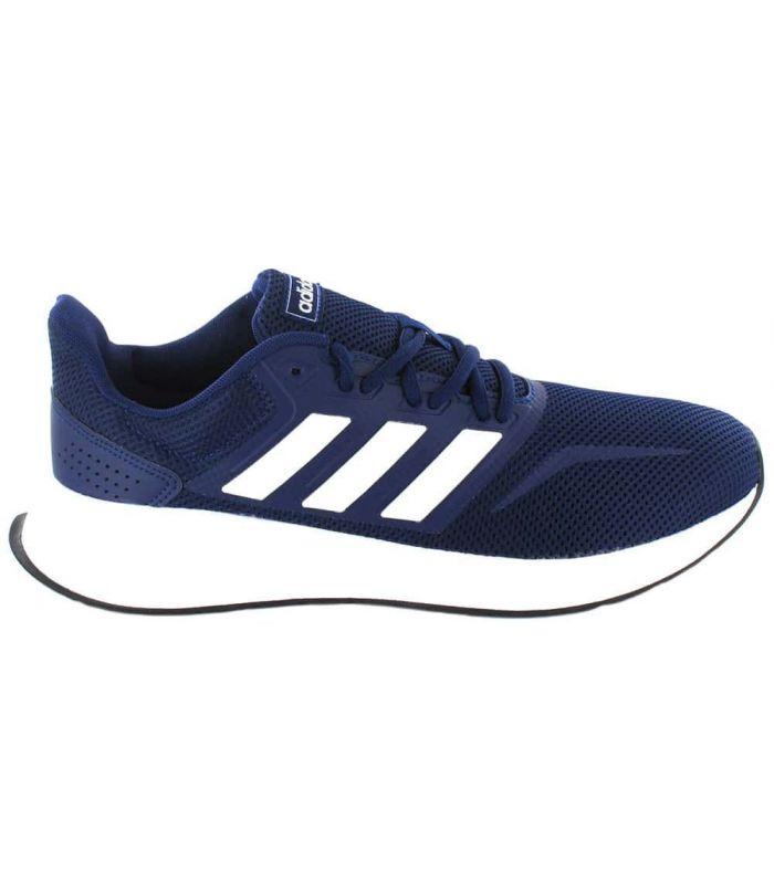 Adidas Runfalcon K Marino - Zapatillas Running Niño
