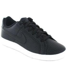 Nike Court Royale Prem1 W Nike Calzado Casual Mujer Lifestyle Tallas: 37,5, 38, 39, 40, 41; Color: negro