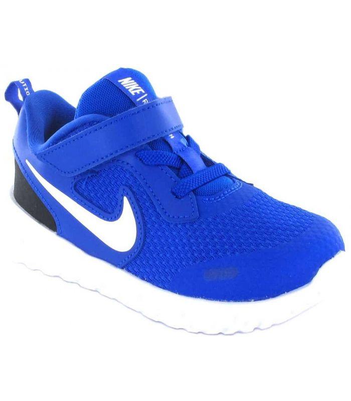 Zapatillas Running Niño - Nike Revolution 5 TDV 401 azul Zapatillas Running