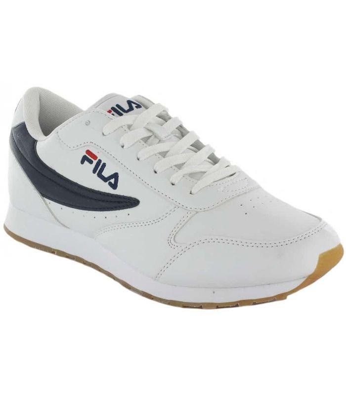 Row Orbit Low White - Casual Footwear Man