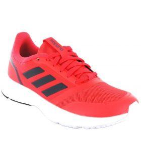 Zapatillas Running Mujer - Adidas Nova Flow W rojo Zapatillas Running