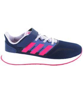 Adidas Run Falcon l Pink Adidas Running Shoes Child running Shoes Running Sizes: 22, 23, 24, 25, 26, 27; Color: blue