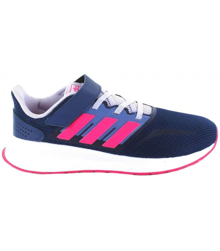 Adidas Run Falcon l Pink - Running Shoes Child