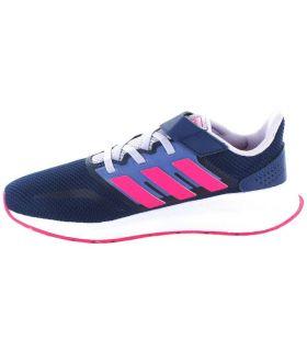 Adidas Run Falcon C Pink Adidas Running Shoes Child Running Shoes Running Sizes: 28, 29, 30, 31, 32, 33, 34, 35;