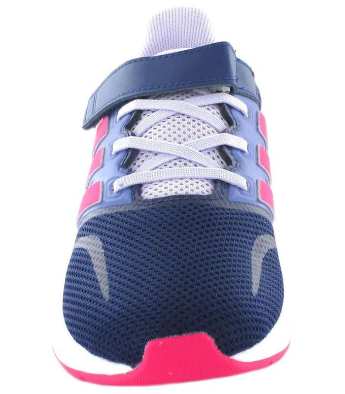 Adidas Run Falcon C Pink - Running Shoes Child