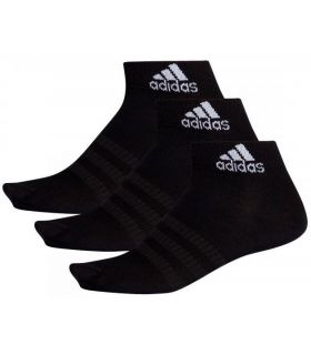Calcetines Running - Adidas Calcetines Tobilleros Light Negro negro Zapatillas Running