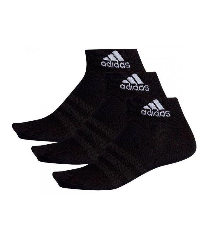 Chaussettes Adidas Tobilleros Lumière Noire - Chaussettes