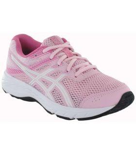 Asics Gel Contend 6 GS Rose Asics Chaussures de Running Enfant Chaussures de course Running Tailles: 34,5, 36, 37, 38, 39, 40,