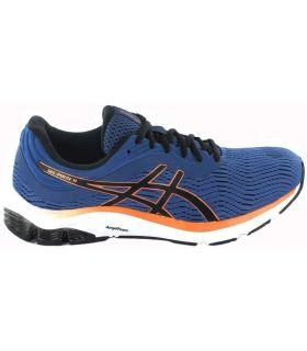 Asics Gel Pulse 11 Bleu Asics Chaussures De Course Homme, Chaussures De Running Tailles: 40,5, 41,5, 42, 42,5, 43,5, 44