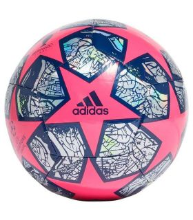 Adidas Ball Champion Final in Istanbul 20 Fuchsia Adidas Footballs football Football Color: fuchsia; Size: 5