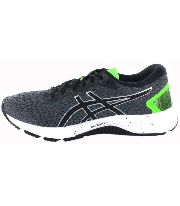 Running Man Sneakers-Asics Gel 1000 9 Gray Gray Sneakers Running