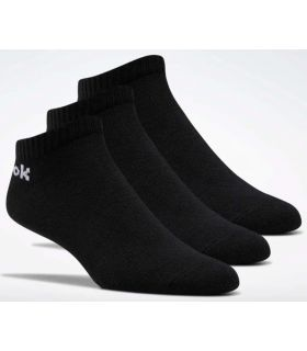 Reebok low cut socks Active Core Noir Chaussettes Reebok Chaussures de Course Running Tailles: 37 / 39, 40 /