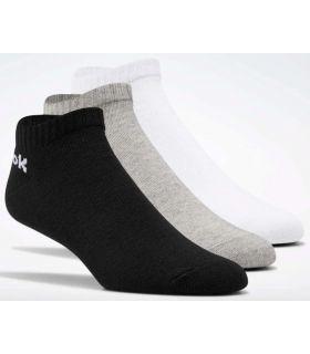 Reebok calcetines de corte bajo Active Core Multi Reebok Calcetines Running Zapatillas Running Tallas: 37 / 39, 40 /