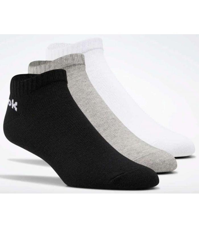 Reebok low cut socks Noyau Actif Multi Chaussettes Reebok Chaussures de Course Running Tailles: 37 / 39, 40 /