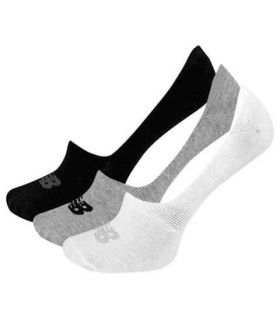 New Balance Socks No Show Liner 3 Pack Multi - Socks Running