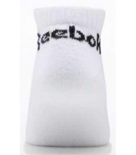 Reebok calcetines de corte bajo Active Core Blanco Reebok Calcetines Running Zapatillas Running Tallas: 37 / 39, 40 /