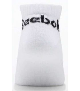 Reebok low cut socks Active Cœur Blanc Chaussettes Reebok Chaussures de Course Running Tailles: 37 / 39, 40 /