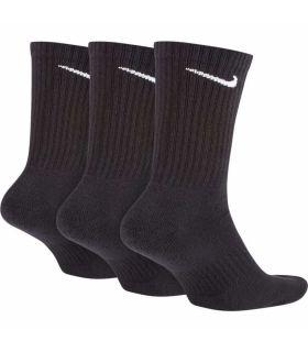 Nike Socks Everyday Cushioned Black Nike Socks Running Shoes Running Sizes: 34 / 38, 38 / 42, 42 / 46;