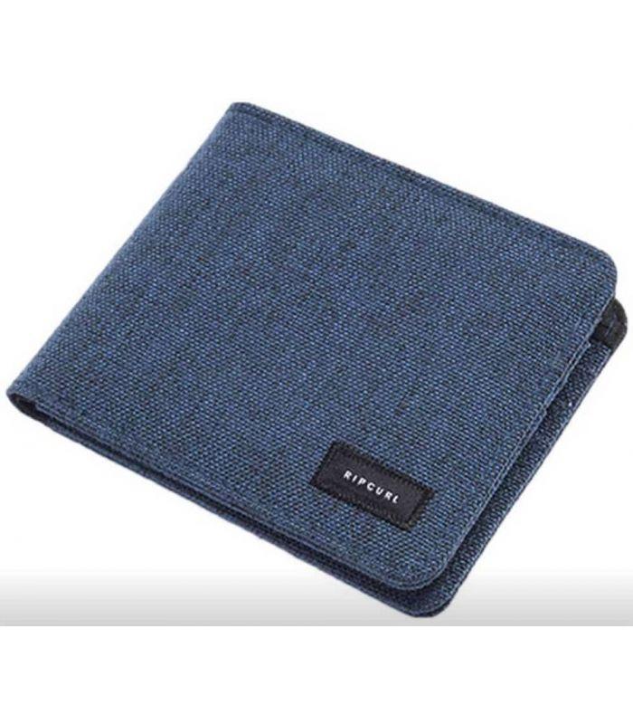 Rip Curl Cartera Cordura RFID PU All Day Azul - Porta Documentos