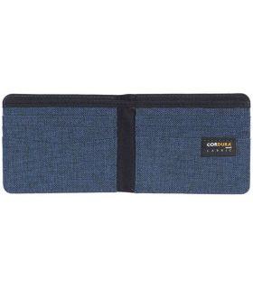 Porta Documentos - Rip Curl Cartera Cordura RFID PU All Day Azul azul Articulos de Viaje