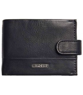Rip Curl Wallet Horizons PU Clip Slim Black Rip Curl Porta Documents Travel goods Color: black