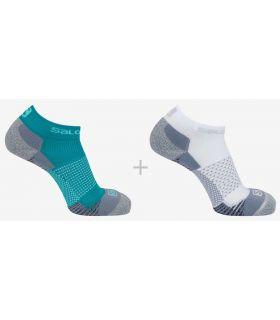 Salomon Socks Running Cros 2 Pack 57 Salomon Socks Running Shoes Running Sizes: 36 / 38, 39 / 41;