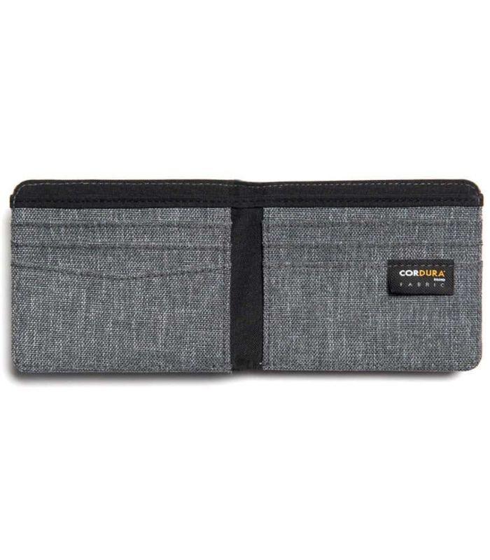 Rip Curl Wallet Cordura RFID PU All Day Gray - Portfolios