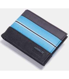 Rip Curl Cartera Raptured Pu Slim 70 Rip Curl Porta Documentos Articulos de Viaje Color: azul