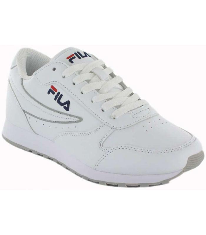 Ligne Orbite Basse Wmn Blanc - Chaussures de Casual Femme