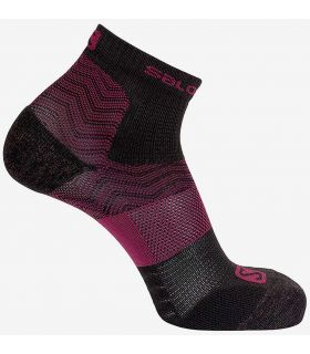 Salomon Socks Outpath Low Black - Socks Running