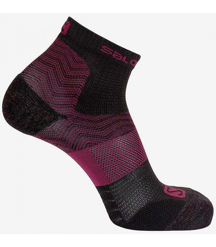 Salomon Socks Outpath Low Black - Running Socks