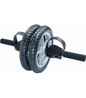 Van Allen Wheel Power Wheel Van Allen Banks, and Abdominal Fitness Color: grey