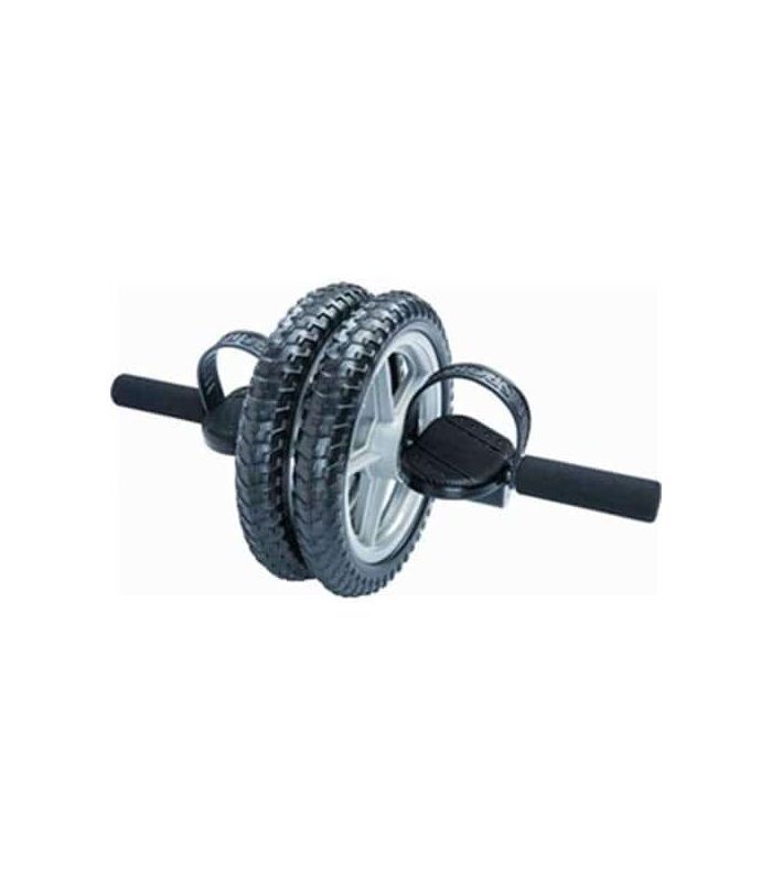 Bancos y Abdominales - Van Allen Rueda Power Wheel gris Fitness