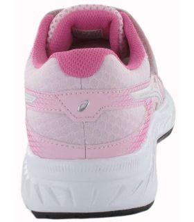 Asics Gel Contend 6 PS Rosa Asics Zapatillas Running Niño Zapatillas Running Tallas: 28,5, 30, 31,5, 32,5, 33, 33,5