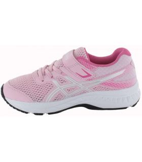 Asics Gel Contend 6 PS Pink Asics Running Shoes Child running Shoes Running Sizes: 28,5, 30, 31,5, 32,5, 33, 33,5
