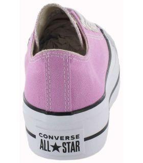 Converse Chuck Taylor All Star de l'Ascenseur Pivoine Rose Converse Chaussures de Femmes de mode de Vie Décontracté Tailles: