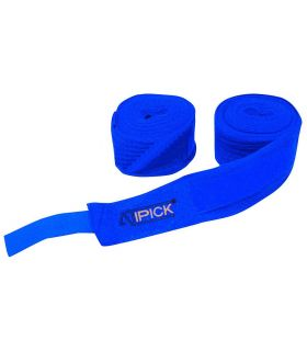 Atipick Bandages de Boxe Bleu Atipick Bandages de boxe Boxe, Couleur: bleu