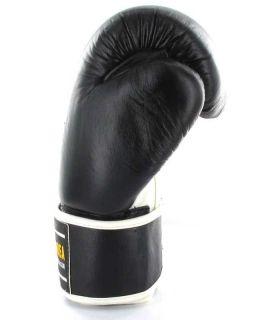 Guantes de Boxeo 108 Negro BoxeoArea Guantes de Boxeo Boxeo Tallas: 10 oz, 12 oz; Color: negro