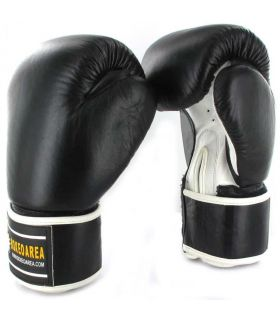 Boxing gloves 108 Black - Boxing gloves
