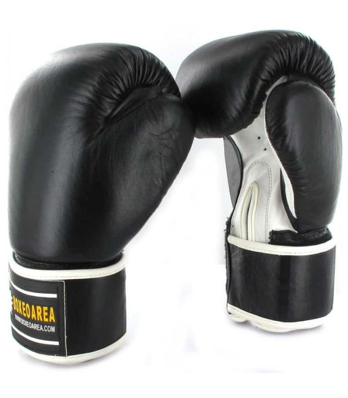 Boxing gloves 108 Black - Boxing gloves