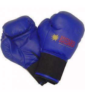 Guantes de Boxeo BoxeoArea 1805 Azul Cuero BoxeoArea Guantes de Boxeo Boxeo Tallas: 10 oz, 12 oz; Color: azul